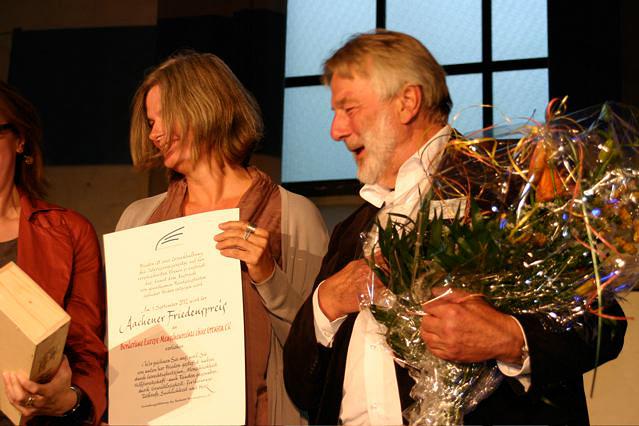 Judith Gleitze und Stefan Schmidt