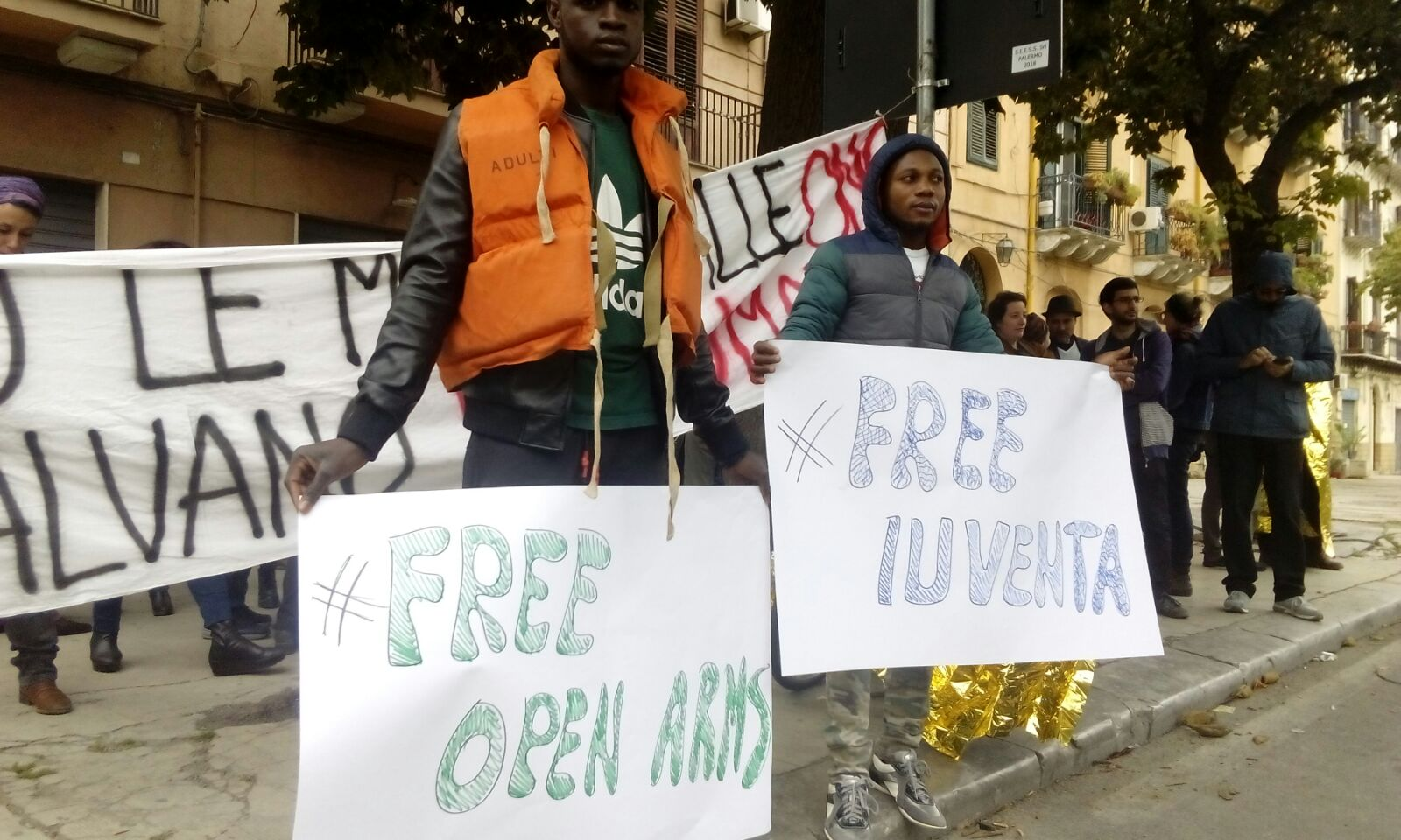 +++Update Salvini's Italy+++: Pro Activa Open Arms criminalized again