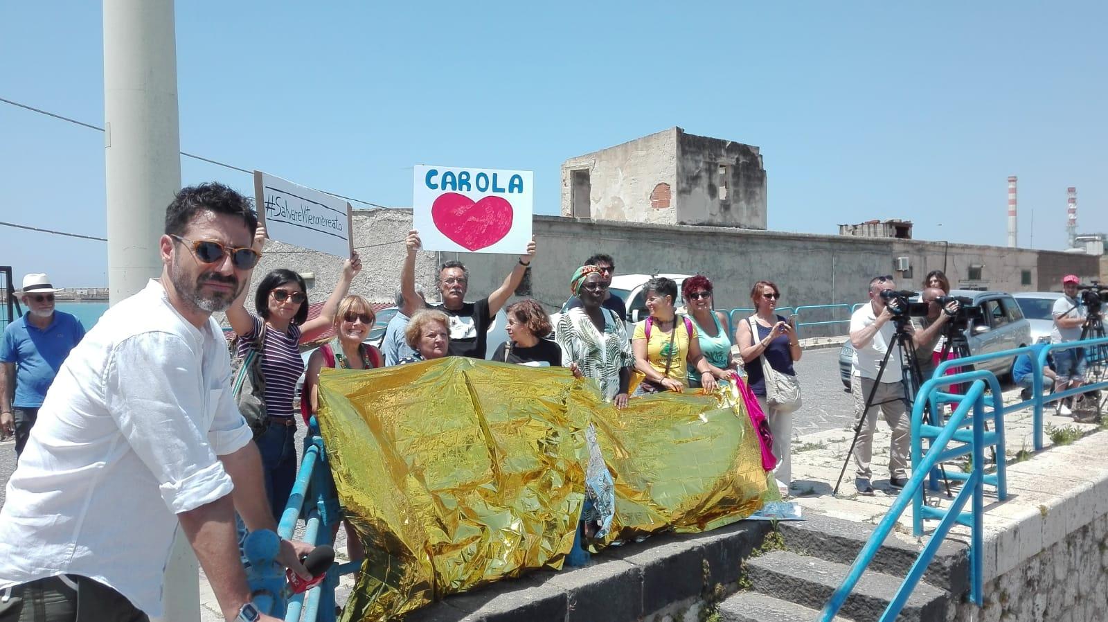 53 gerettete Migrant*innen bringen die politische Stimmung in Italien zum Kochen