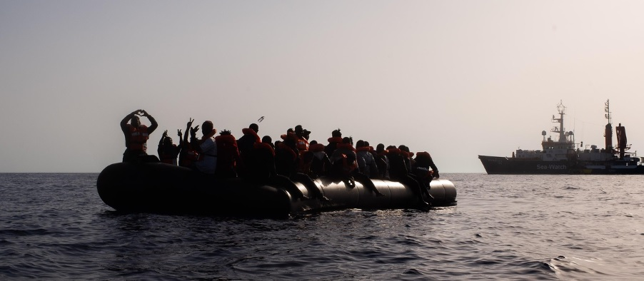 Returned to War and Torture: Malta and Frontex coordinate push-back to Libya