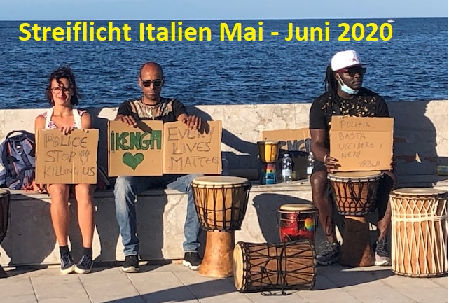 Newsletter Italy May - June 2020