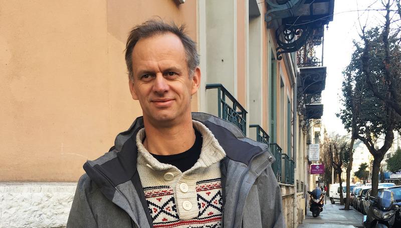 Solidarität mit Pierre-Alain Mannoni
