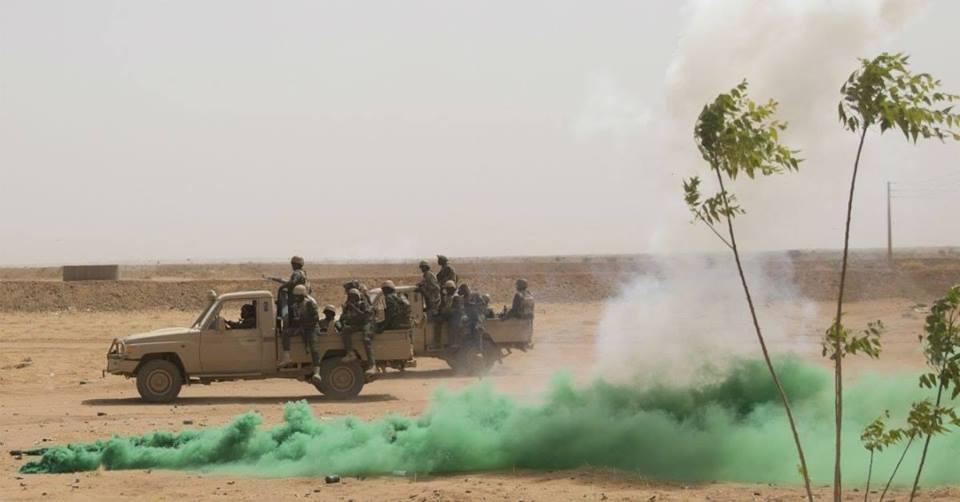 Konferenz: Die Sahara - eine neue tödliche Außengrenze der EU?