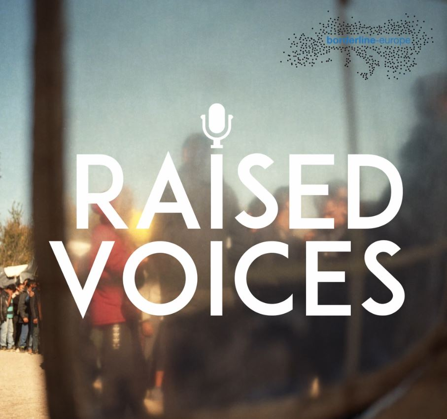 Interviewreihe #RaisedVoices: People on the move & Corona